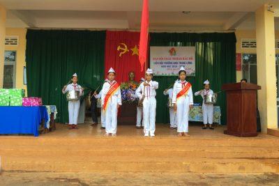 Hôm nay ngày 15/06/2020 Liên đội trường TH Ama Trang Lơng đã long trọng tổ chức Đại hội cháu ngoan Bác Hồ.
