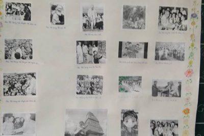 Cuộc thi báo ảnh dịp kỷ niệm 74 năm ngày thành lập Quân đội nhân dân Việt Nam (22/12/1944 – 22/12/2018) và 29 năm ngày hội Quốc phòng toàn dân (22/12/1989– 22/12/2018).