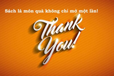 Thư viện trường TH Ama Trang Lơng xin gởi lời tri ân tới các đơn vị, cá nhân và tổ chức đã tặng sách, truyện… cho thư viện.