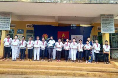 Thực hiện Chương trình Công tác Đội và phong trào thiếu nhi năm học 2018 – 2019. Thực hiện Hướng dẫn của Hội đồng Đội Huyện Cư M'gar về việc Tổ chức các hoạt động chào mừng kỷ niệm 78 năm Ngày thành lập Đội TNTP Hồ Chí Minh (15/5/1941 – 15/5/2019).