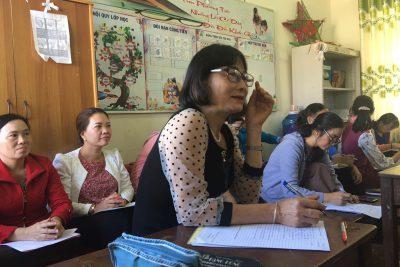 Ngày 27/01/2021, tại trường Tiểu học Ama Trang Lơng đã tổ chức dạy chuyên đề môn Địa Lí lớp 5